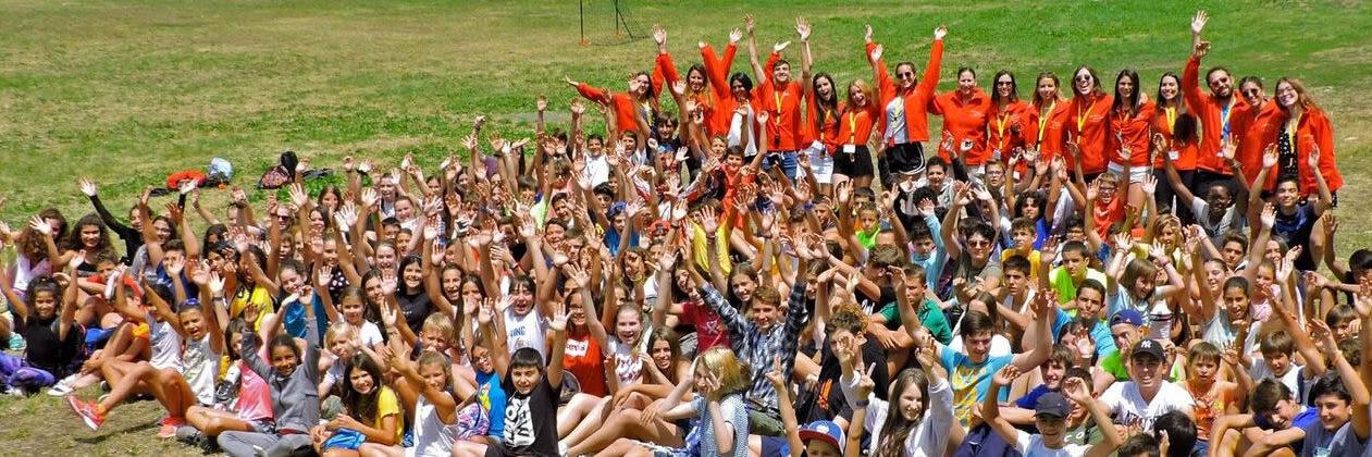 Campamentos de verano para los mas jóvenes